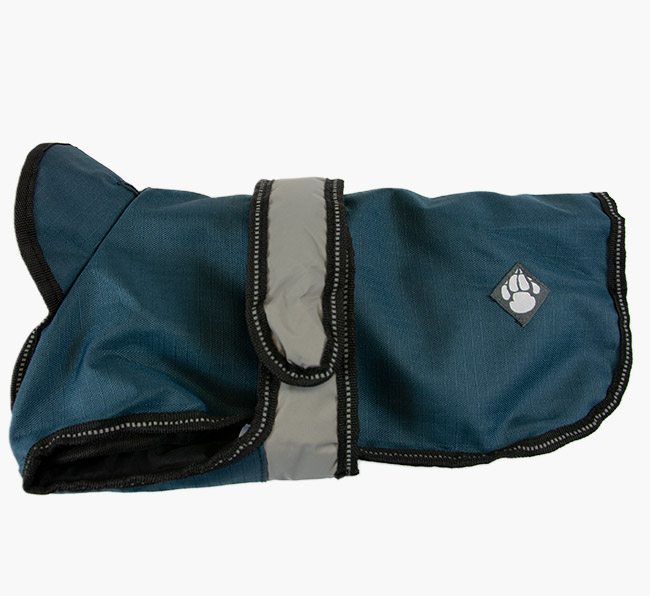 Danish Design The Ultimate 2-in-1 Dog Coat in Blue