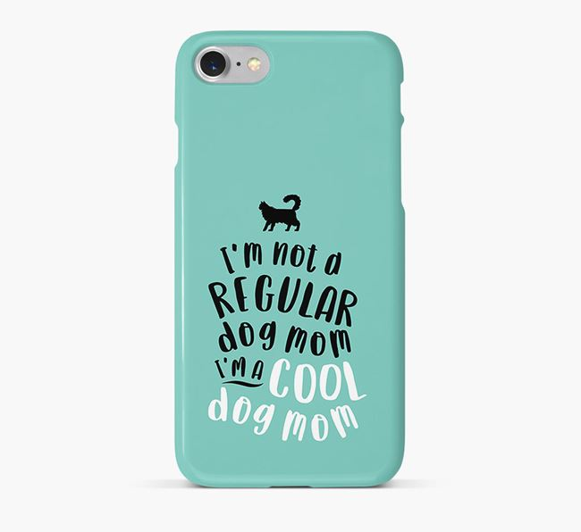 'Cool Cat Mom' - Personalized Cat Phone Case