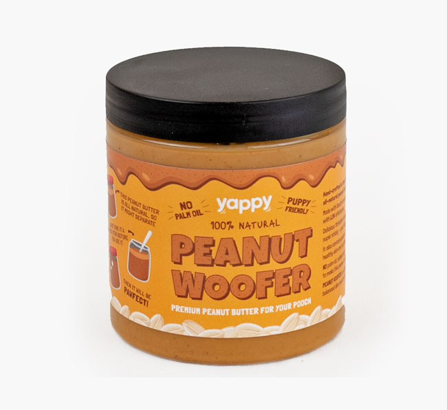 Peanut Butter for your Bassador