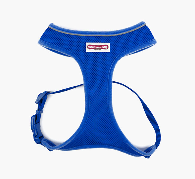 Blue Ancol Mesh Comfort Harness