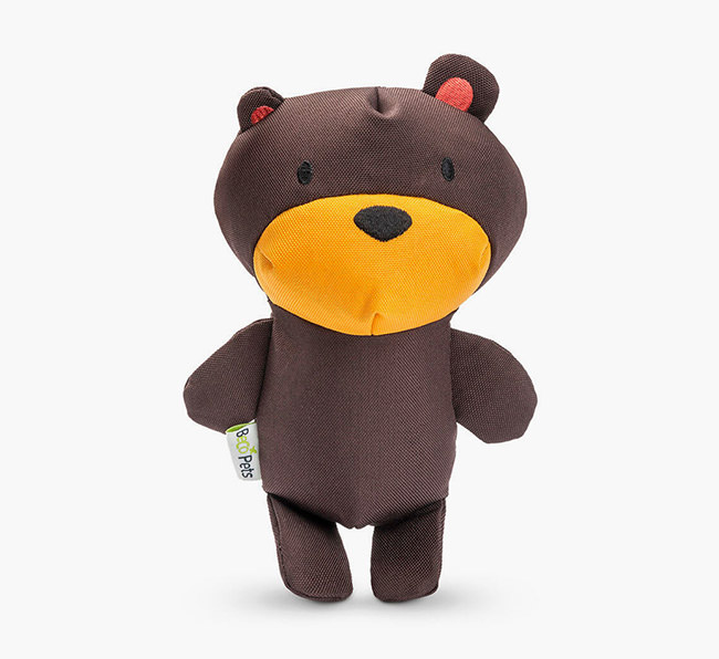 Toby The Teddy Eco-Friendly Beco Soft Toy