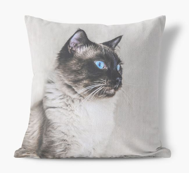 Photo Upload Cushion - Personalised for your Balinese