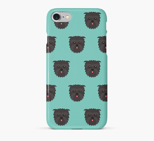 Phone Case with Affie Icons
