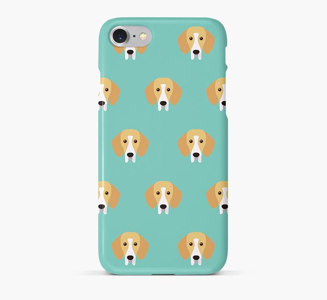 Phone Case with Bassador Icons