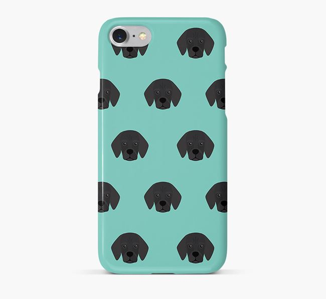 Phone Case with Bassugg Icons