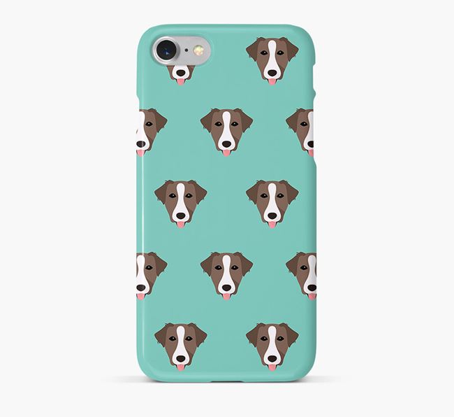 Phone Case with Borador Icons