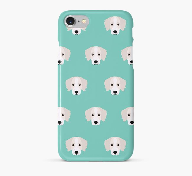 Phone Case with Bordoodle Icons