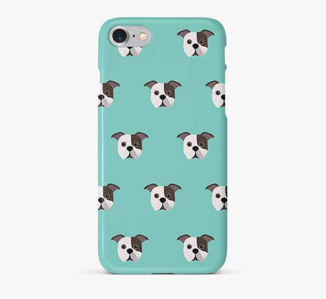 Phone Case with Bugg Icons