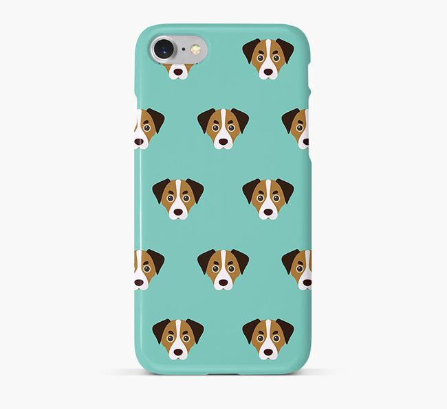 Phone Case with Cheagle Icons