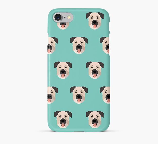 Phone Case with Chinook Icons