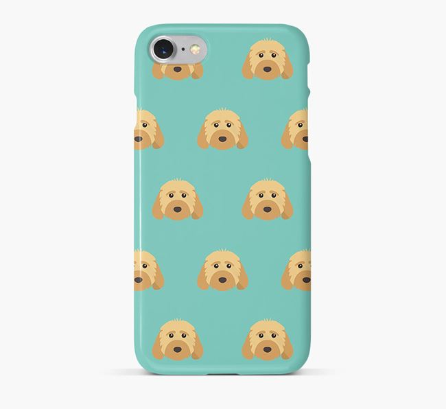 Phone Case with Cockapoo Icons