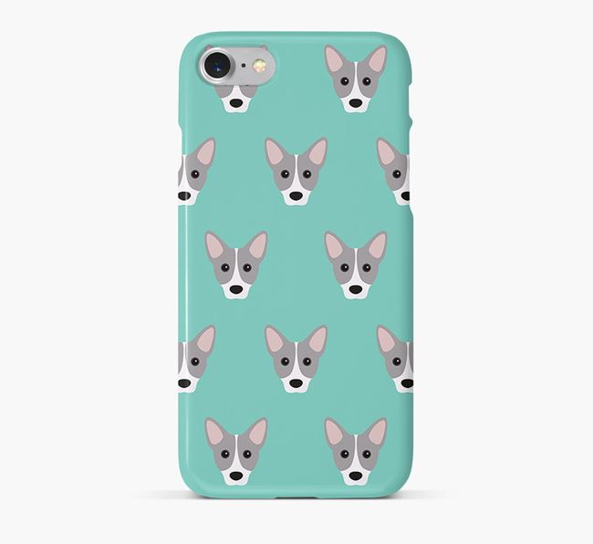 Phone Case with Cojack Icons