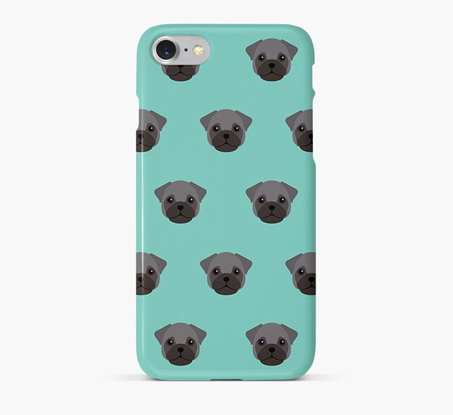 Phone Case with Frug Icons