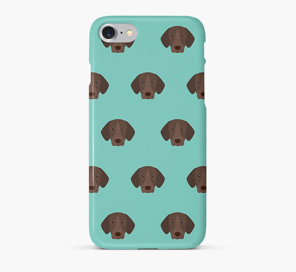 German Shorthaired Pointer Phone Case