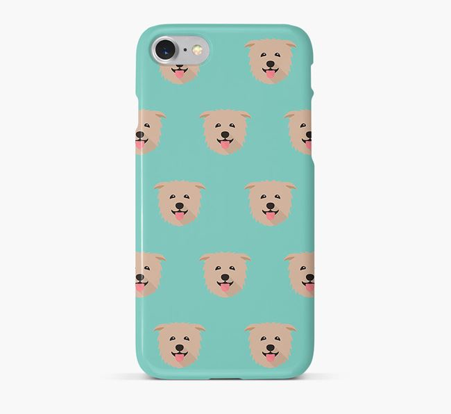 Phone Case with Glen Of Imaal Icons