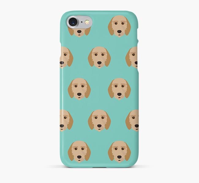 Phone Case with Griffon Fauve Icons