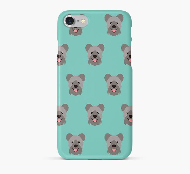 Phone Case with Pumi Icons