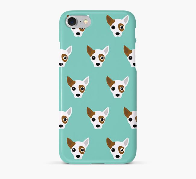 Phone Case with Jack Chi Icons