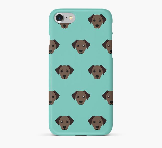 Phone Case with Jackshund Icons