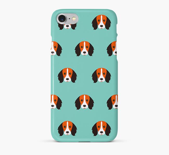 Phone Case with Kooiker Icons