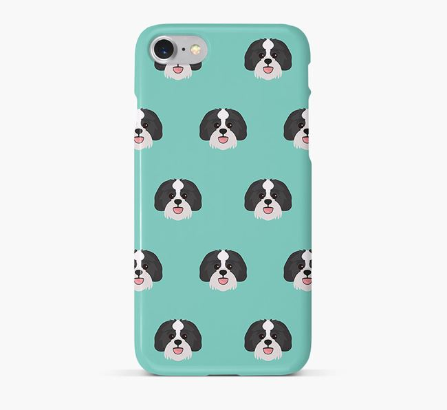 Phone Case with Lachon Icons