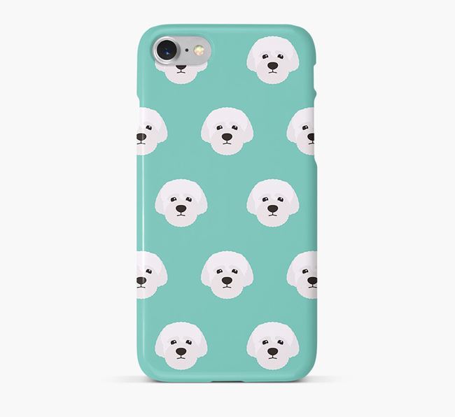 Phone Case with Lagotto Icons