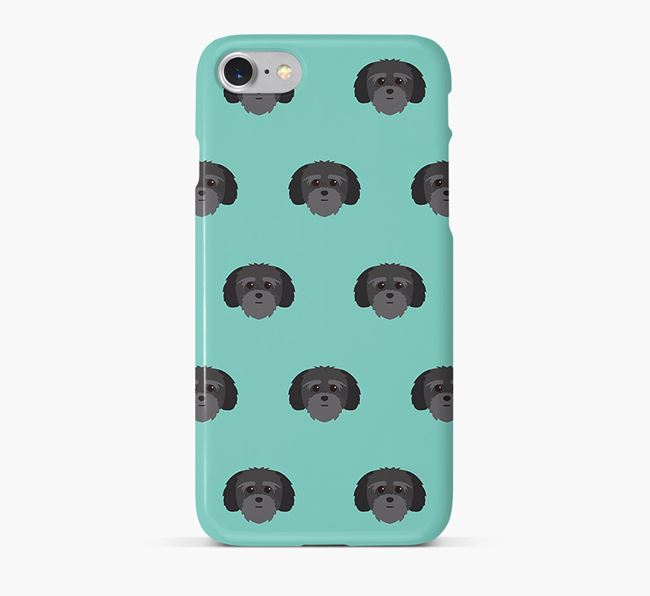 Phone Case with Lhatese Icons