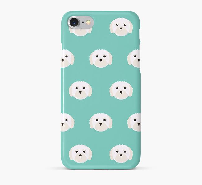 Phone Case with Mal-Shi Icons