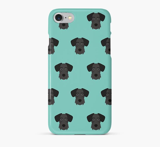 Phone Case with Schnoxie Icons