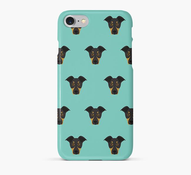 Phone Case with Huntaway Icons