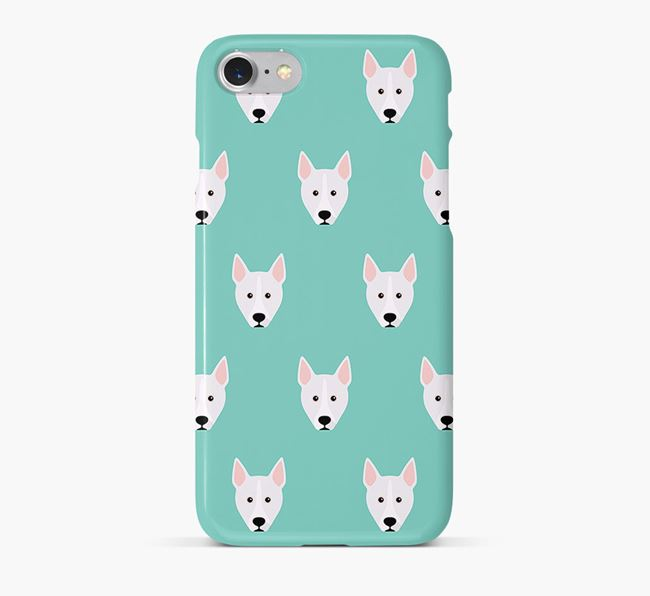 Phone Case with Pitsky Icons