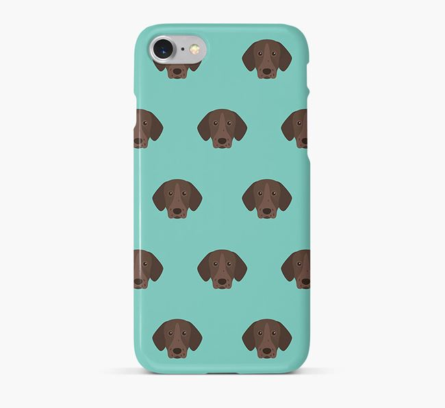 Phone Case with Pointer Icons