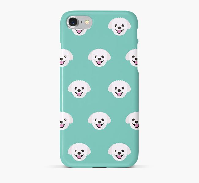 Phone Case with Pomapoo Icons