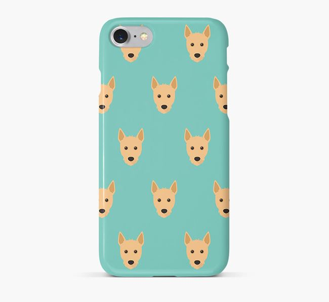 Phone Case with Podengo Icons