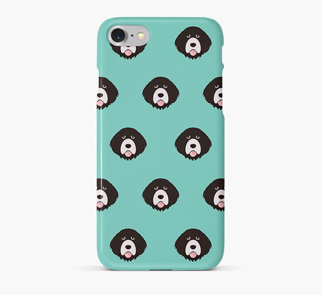 Phone Case with Portie Icons