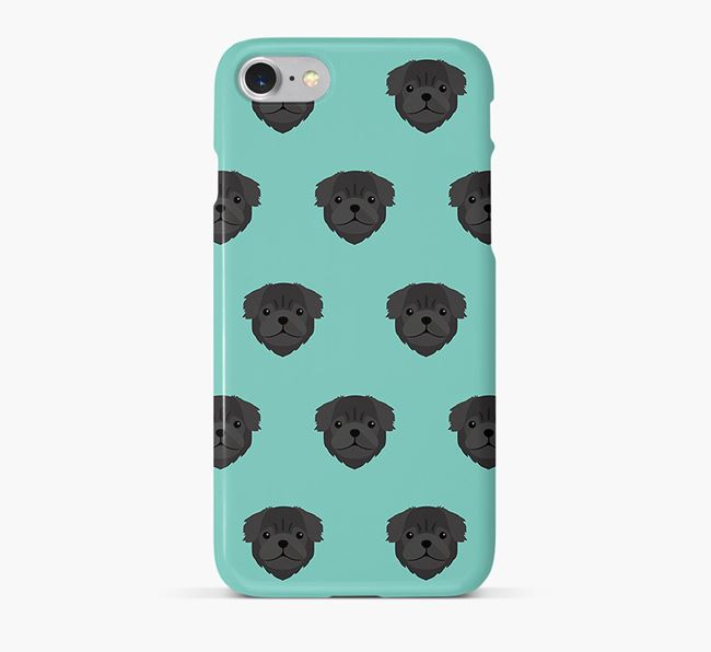 Phone Case with Pug Icons