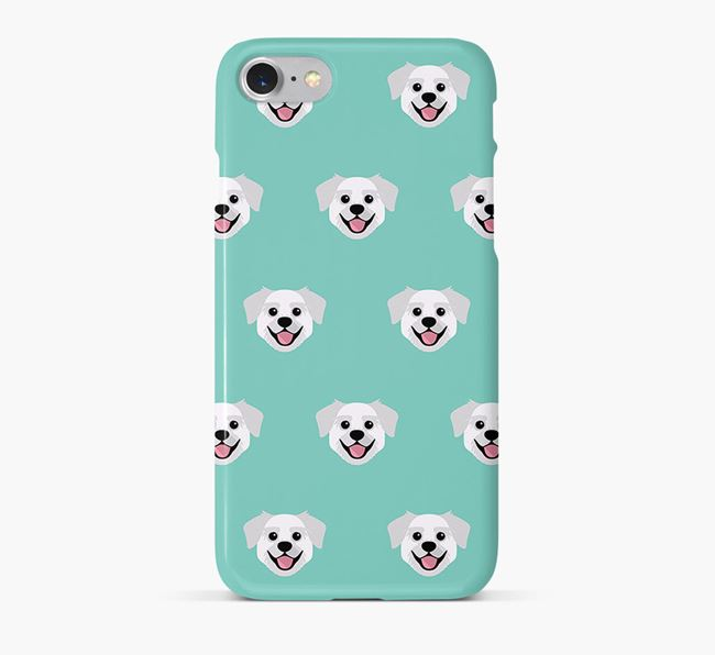 Phone Case with Pugzu Icons