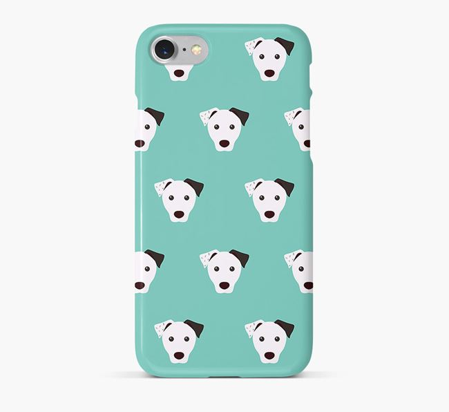 Phone Case with Rescue Dog Icons