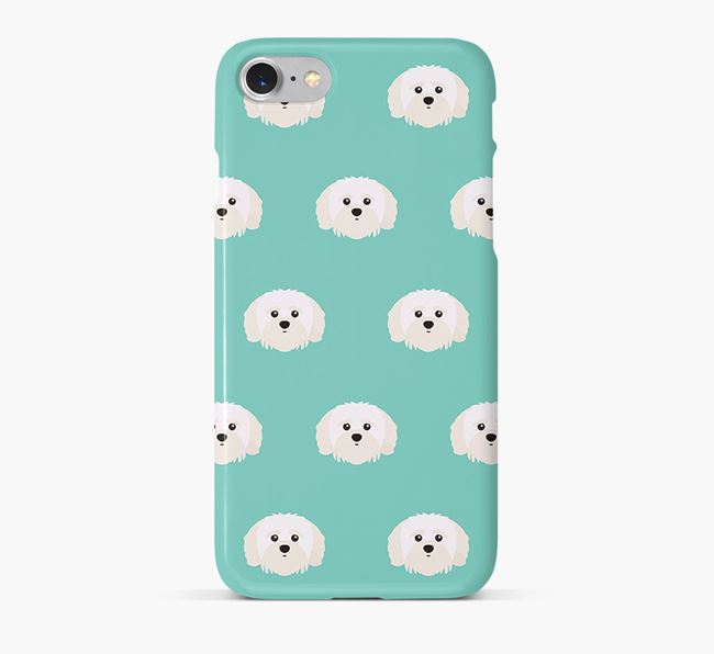 Phone Case with Shih-poo Icons