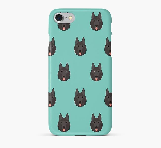 Phone Case with Shollie Icons