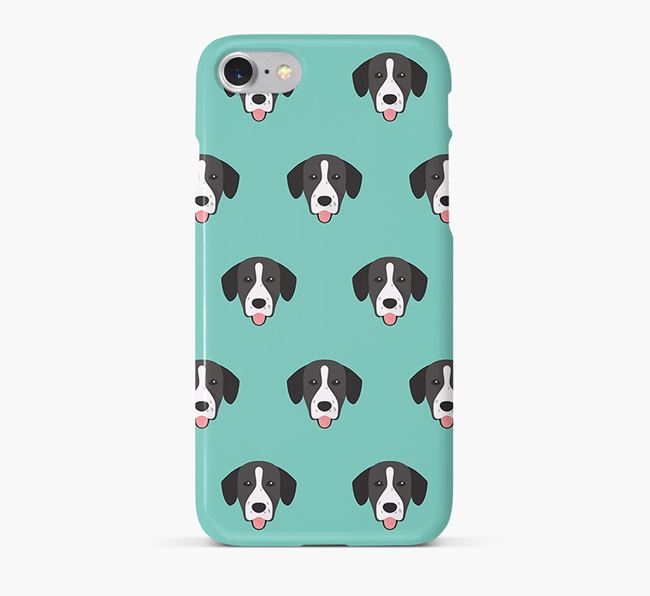 Phone Case with Springador Icons
