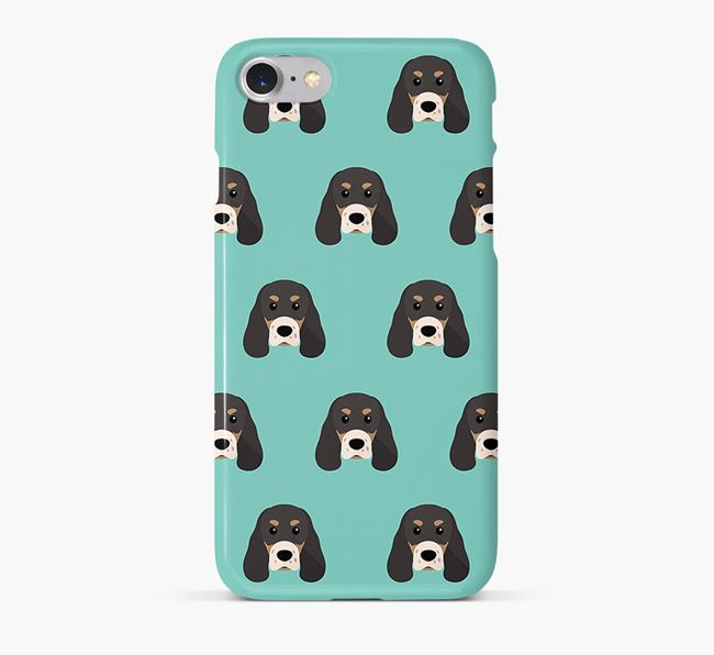 Phone Case with Sprocker Icons
