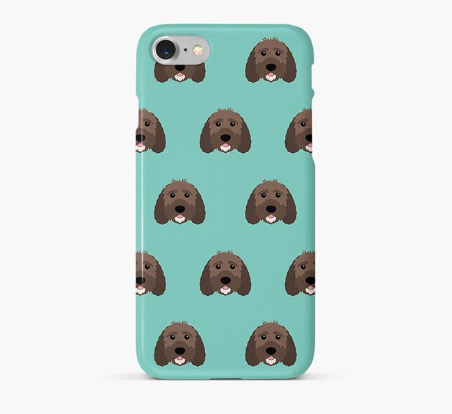 Phone Case with Sproodle Icons