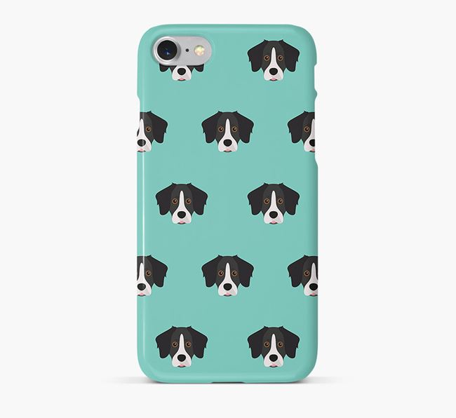 Phone Case with Stabyhoun Icons