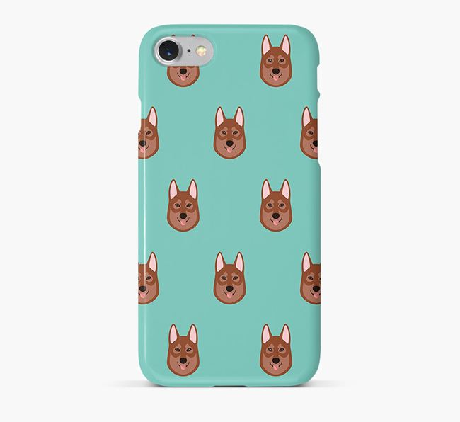Phone Case with Tamaskan Icons