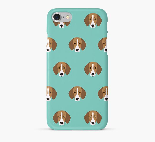Phone Case with Trailhound Icons