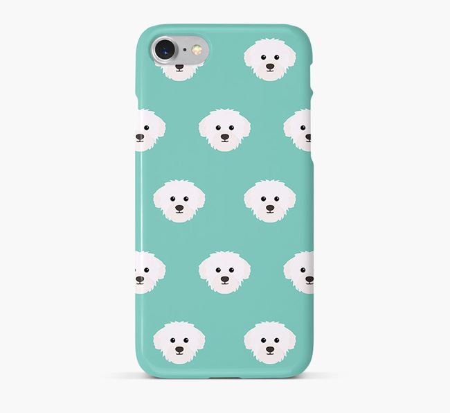 Phone Case with Westiepoo Icons