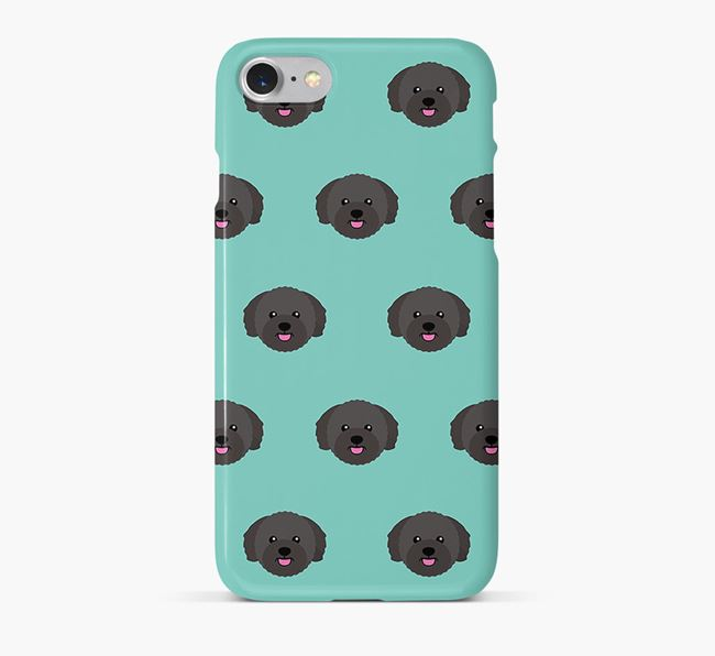 Phone Case with Zuchon Icons