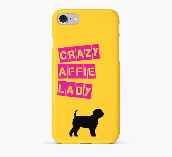 Phone Case 'Crazy Affie Lady