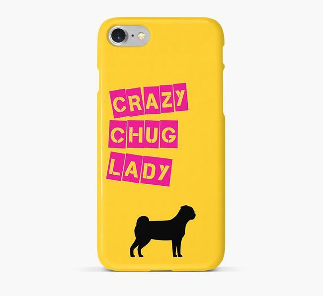 Phone Case 'Crazy Chug Lady